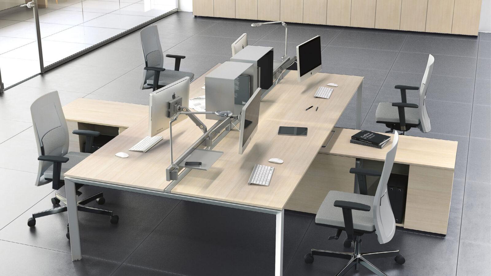 Uffici operativi mobili sedute per ufficio torino adv eu for Arredo ufficio