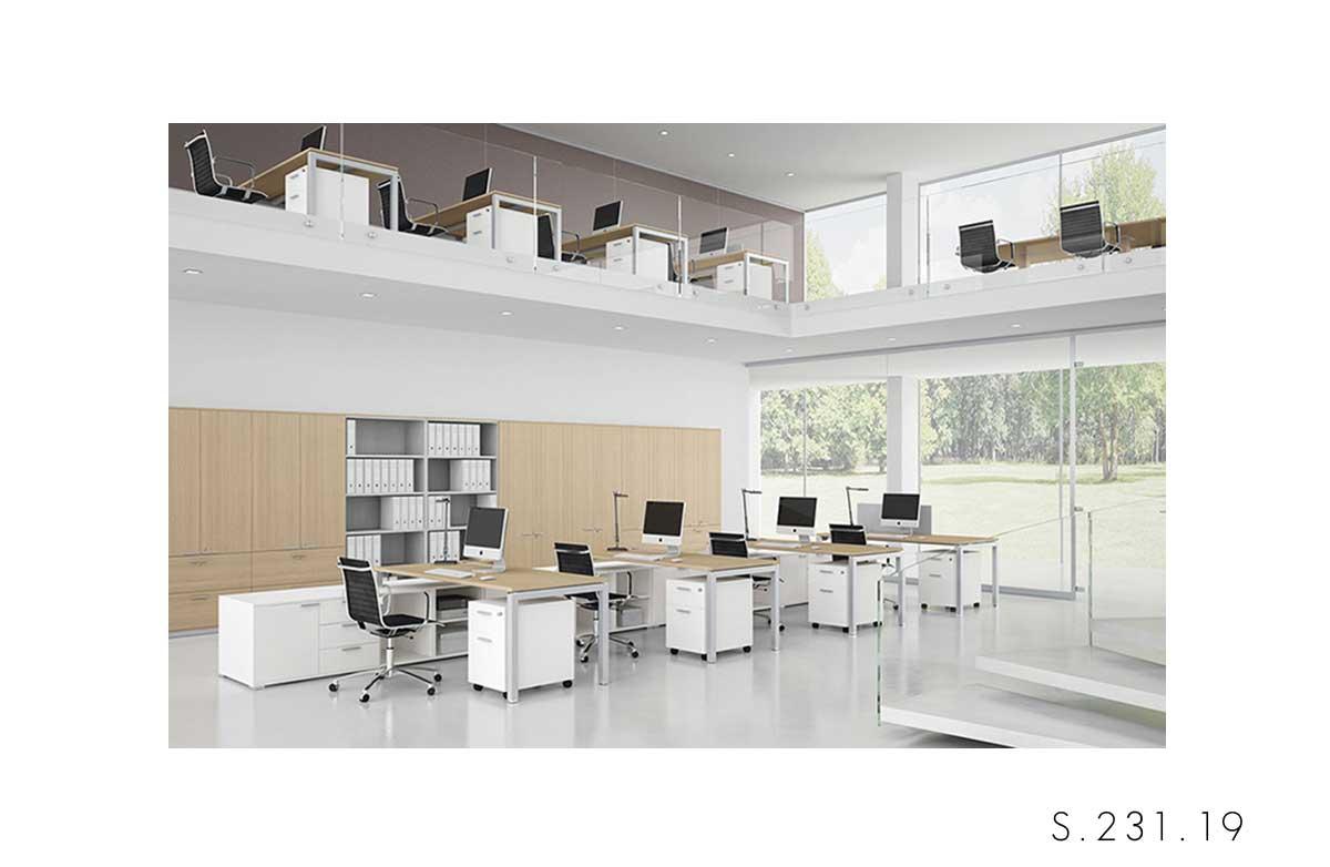Uffici operativi mobili sedute per ufficio torino adv eu for Uffici operativi