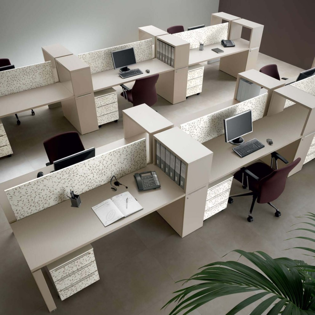 Uffici operativi mobili sedute per ufficio Torino | ADV.EU