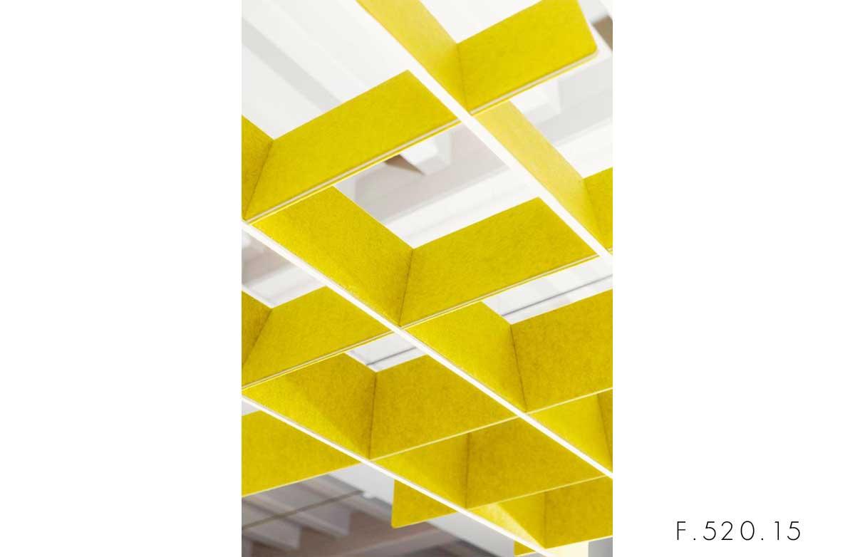 F.520.15 pannello_fonoassorbente sospensione buzzi space buzzi grid acusticax1