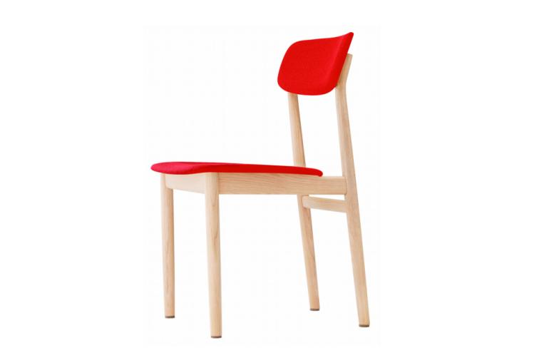 thonet seduta legno curvato design