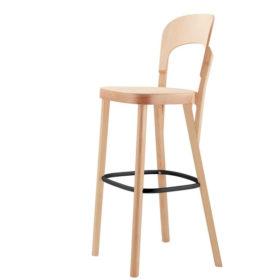 collezione_107_h thonet seduta legno curvato design