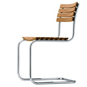 collezione_s_40 Thonet seduta tubolare curvato design