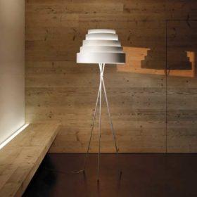 Illuminazione Quadrifoglio Babel lampada da terra