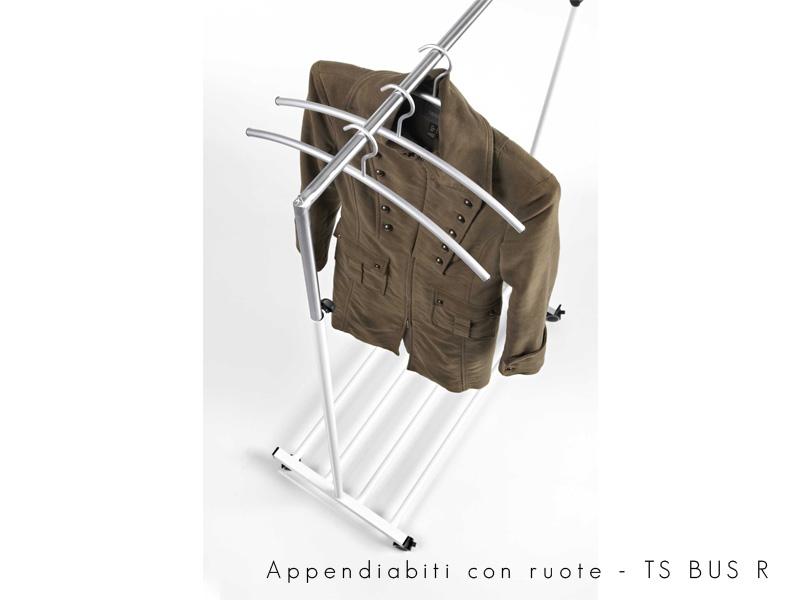 planning sisplamo appendiabiti con ruote