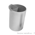 planning sisplamo cestino metallico