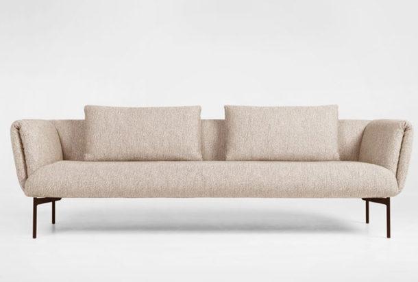 Prostoria Impression divano attesa