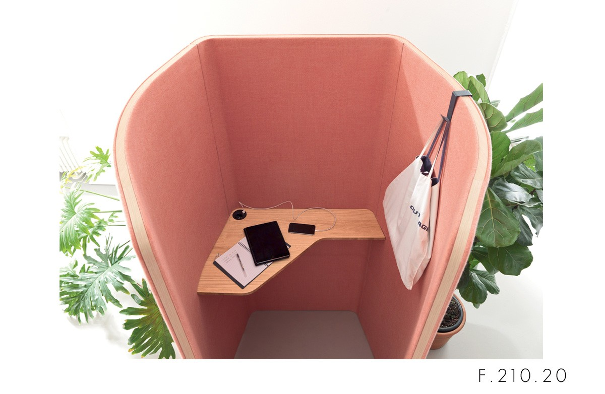 Martex Phone BOOTH cabina fonoassorbente