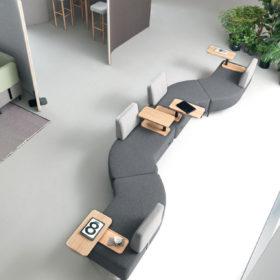 elemano modulare con paretine
