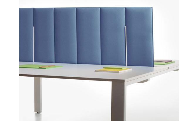 Slalom Eco Desk pannello fonoassorbente