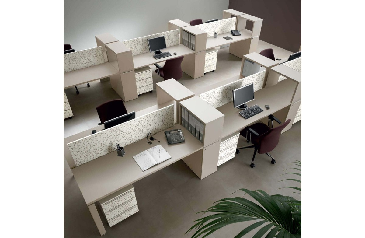 uffici operativi scrivania operativa