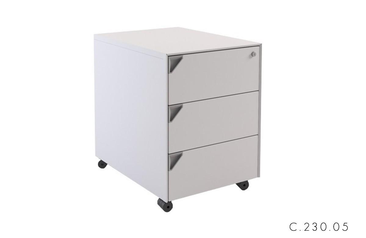 Steelbox cassettiera