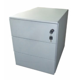 cassettiera metallica