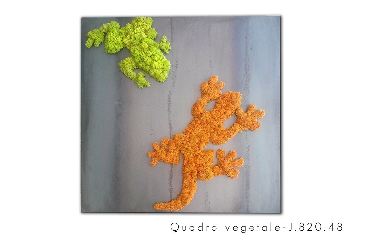 Linfa decor Quadro vegetale