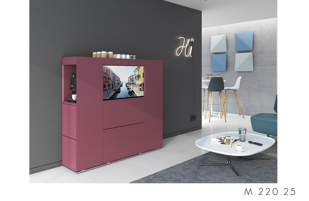 Estel Isola h150 coffice lounge