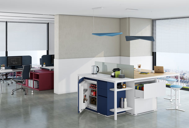 Estel Isola h 90-105 coffice shop