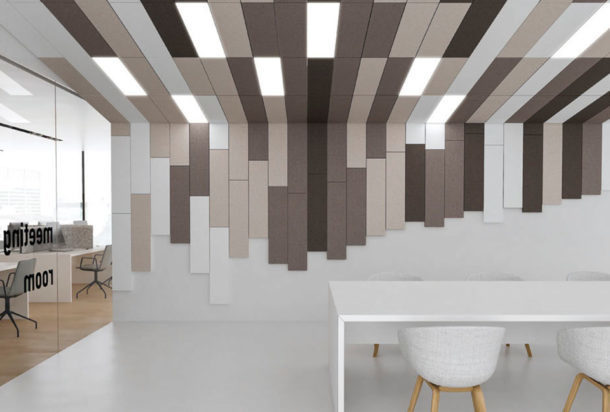 Garvan Surface rivestimento parete e soffitto