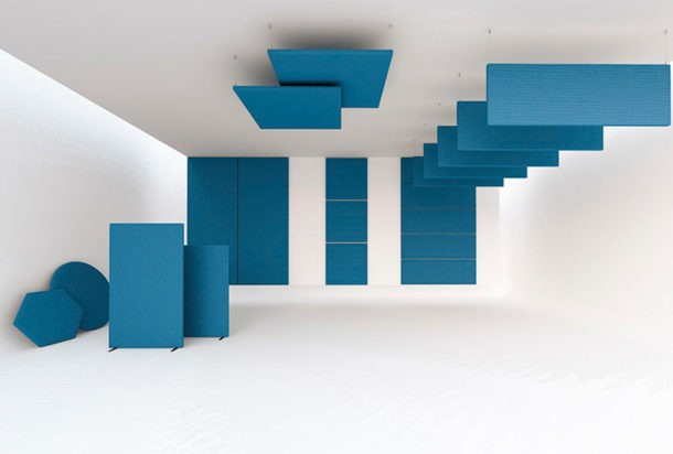 Garvan Atelier rivestimento parete e soffitto