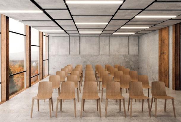 Garvan Surface rivestimenti materici parete e soffitto