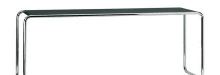 collezione_b_10 Thonet tavolo tubolare curvato design