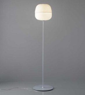 Illuminazione Quadrifoglio Afra lampada da terra