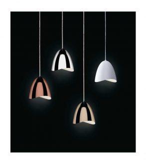 Illuminazione Quadrifoglio Mirage lampada a sospensione