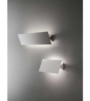 Illuminazione Quadrifoglio Shadow lampada da parete